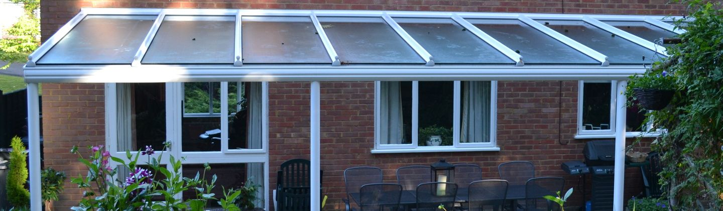 Awnings, Shop Awnings and Canopies-Banner