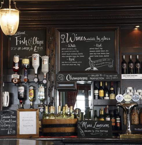 pub wines