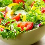 salad in the sun