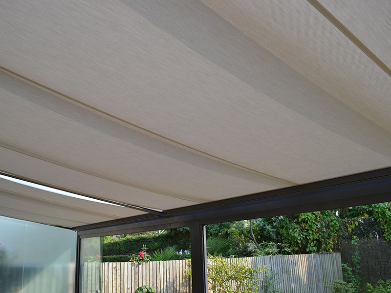 zoomed in awning